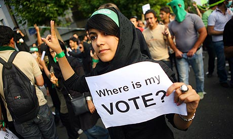 iran voto donne diritti