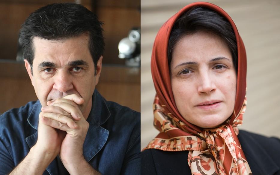 Jafar Panahi e Nasrin Sotoudeh