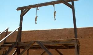 Impiccagioni in Iran