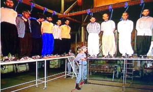 Esecuzioni di massa, Iran