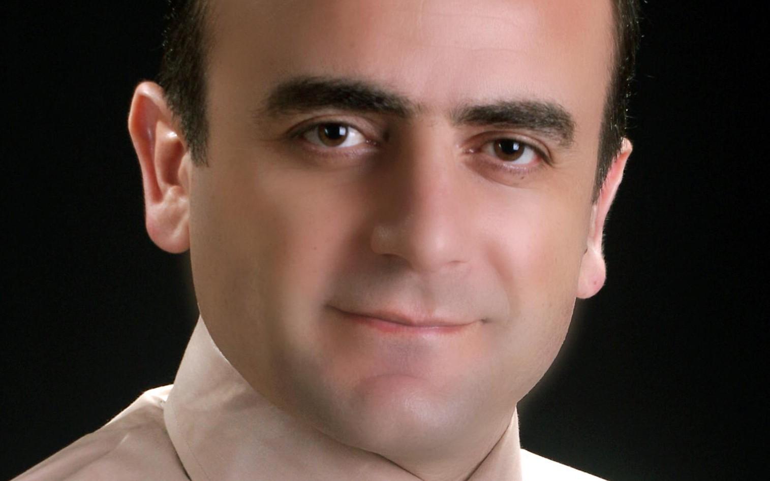 Il giornalista curdo Khosro Kordpour