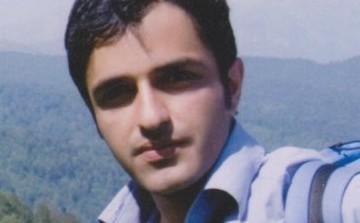 Lo studente e prigioniero politico Zia Nabavi