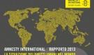 La situazione dei diritti umani in Iran nel Rapporto annuale 2013 di Amnesty International
