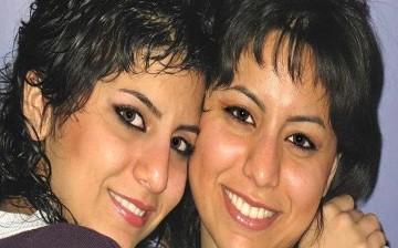 Le sorelle Nika e Nava Kholoosi
