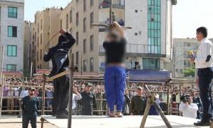 Fustigazione (Iran, 18 maggio 2015)