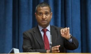 Ahmed Shaeed, Relatore Speciale delle Nazioni Unite sulla situazione dei diritti umani in Iran