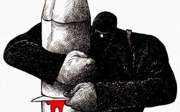 Un totale di 27 anni di carcere per quattro giornalisti:  l'Iran continua ad essere una delle peggiori carceri al mondo per gli operatori dell'informazione