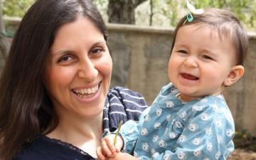 La giornalista anglo-iraniana, Nazanin Zaghari-Ratcliffe, detenuta in una località sconosciuta da oltre un mese. Ancora non sono state rese note le accuse a suo carico