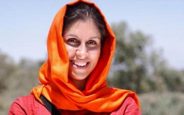 Resta in carcere nella prigione di Evin, con l'accusa di complotto contro il regime iraniano, la cittadina anglo-iraniana Nazarin Zaghari-Ratcliffe